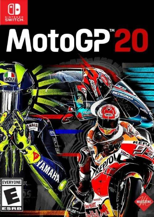 PRE-ORDER MotoGP 20 DIGITAL NINTENDO SWITCH