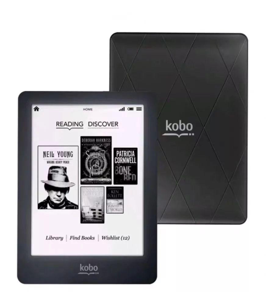 "Ebook kobo glo 6"" reaco"