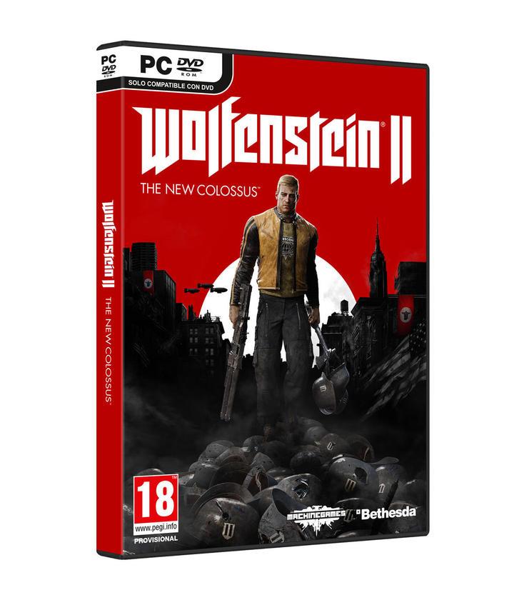 Wolfenstein II: The New Colossus (PC - STEAM)