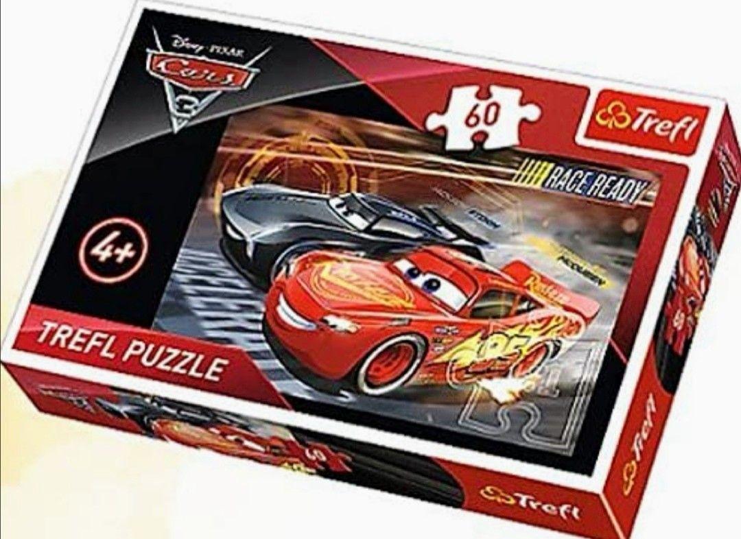 TREFL Puzzle CARS 3 [60 piezas]