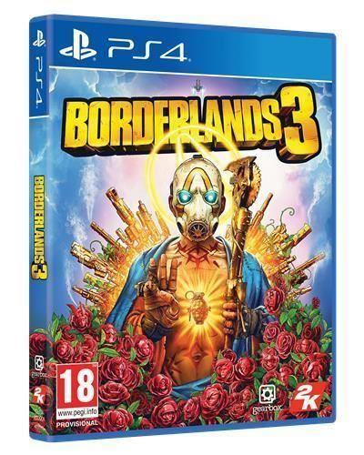 Borderlands 3 PS4 (1€ menos socios)