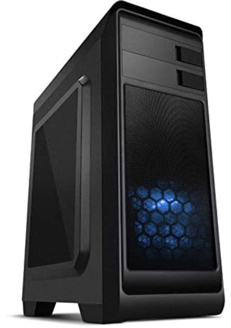 PC Gaming Low Cost para jugar FHD Alto/Ultra 60fps | Xeon e5 2689/rx 580 8gb/16GB/480GB SSD