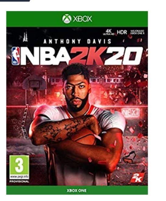 Videojuego NBA 2k20 Xbox