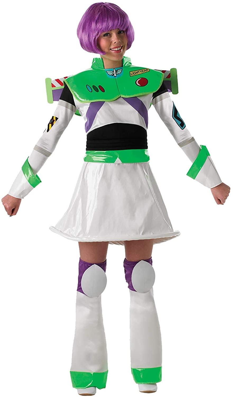 Disfraz Oficial de Miss Buzz Lightyear (De 2ª mano - Como nuevo)