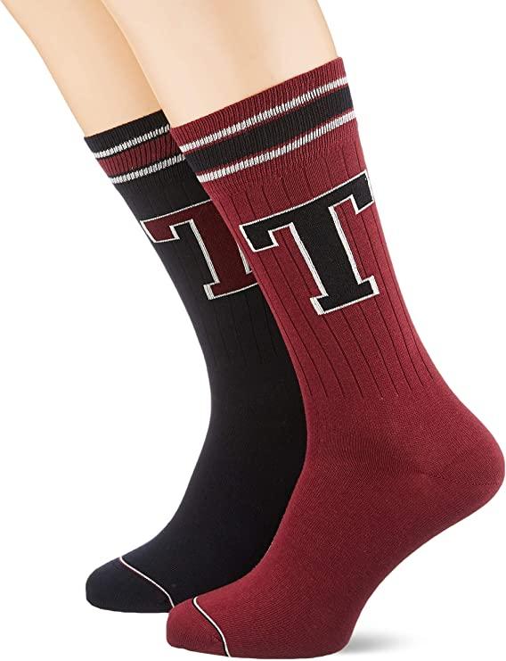 Tommy Hilfiger 2 pares de calcetines