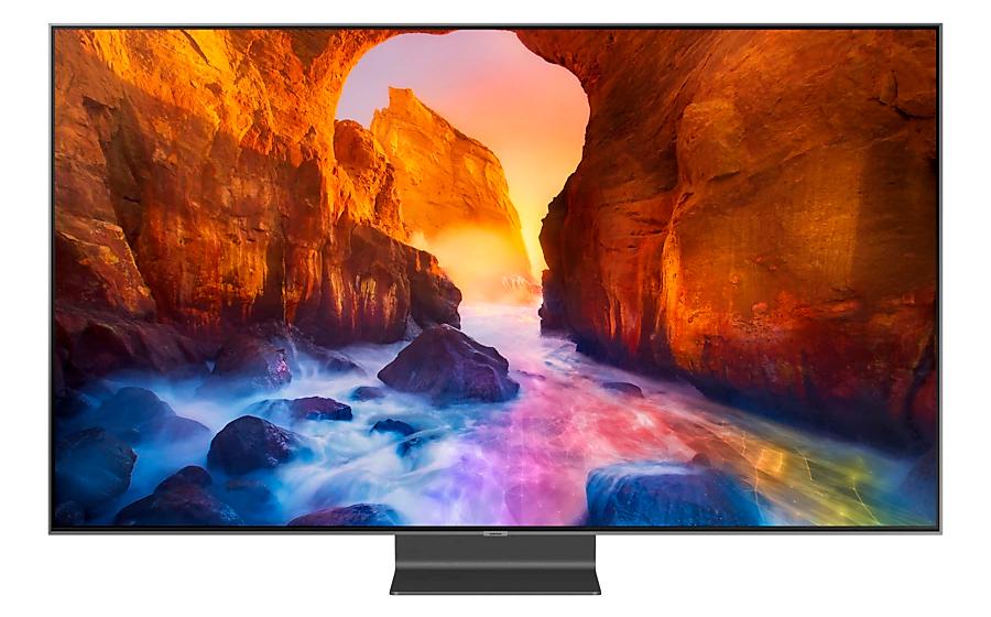 "Televisor Samsung QLED 4K 55"" Q90R IA Direct Full Array Elite - QE55Q90R"