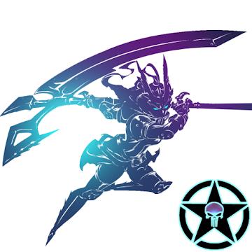 Shadow of Death: Dark Knight - Stickman Fighting (JUEGAZO PARA ADNROID)