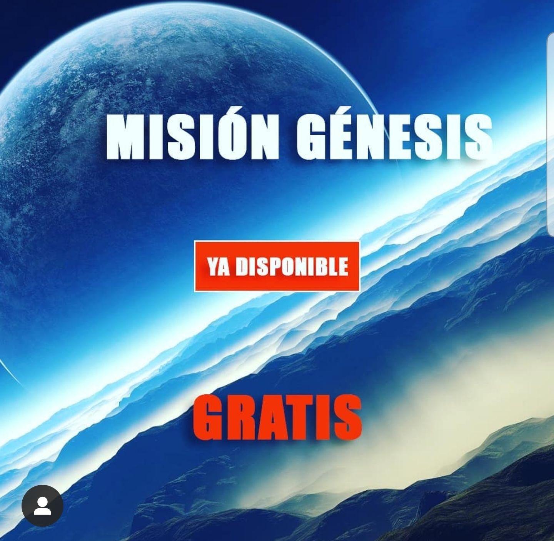 Escape Room Online - Misión Génesis
