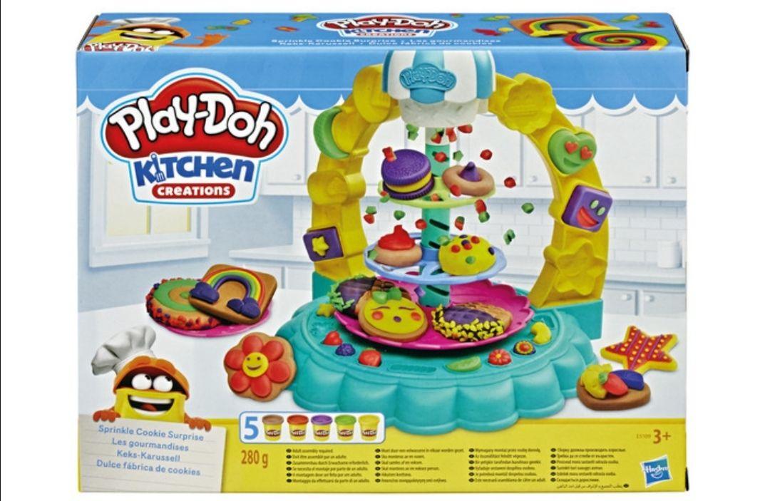 Dulce Fábrica de Cookies Play-doh