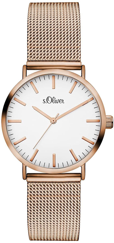 Reloj S. Oliver mujer (REACO MUY BUENO)