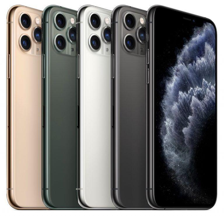 Mínimo! iPhone 11 64GB a 679€ y PRO y PRO Max rebajados