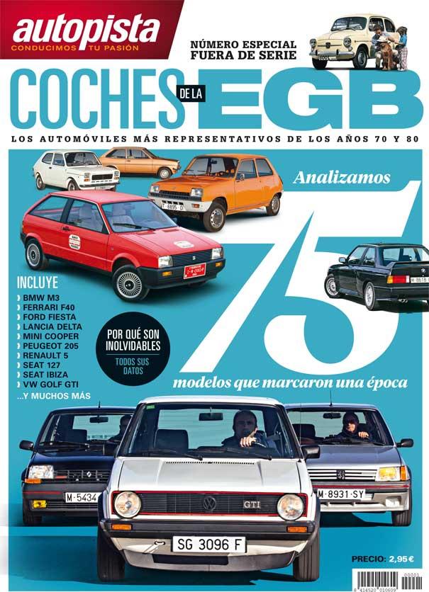 AUTOPISTA: Ejemplar Especial Coches de la EGB de los 70 y 80 en pdf (GRATIS)