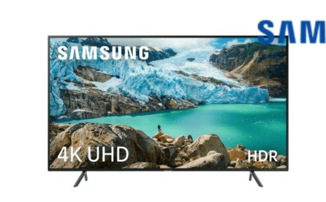 TV LED 43″ Samsung 4K SmartTV HDR