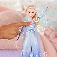 Elsa, Frozen 2, muñeca cantarina (con sonido, precio al tramitar el pedido)