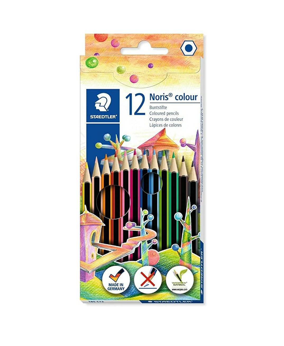 STAEDTLER Lápices multicolor, 12 unidades (precio al tramitar pedido).