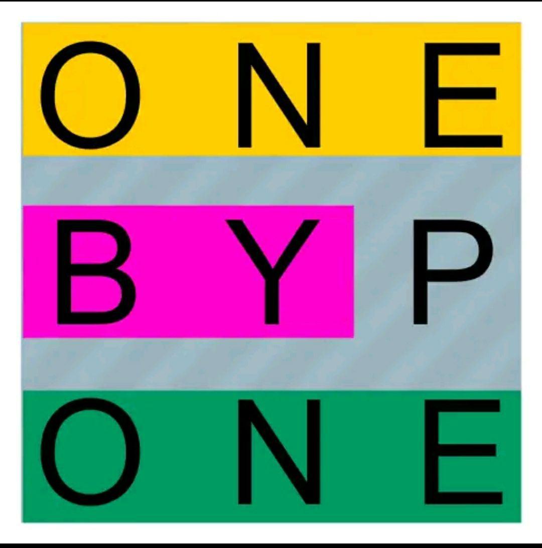One By One - Sopas de letras en 17 idiomas GRATIS