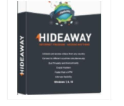 HideAway VPN GRATIS hasta 31 de mayo