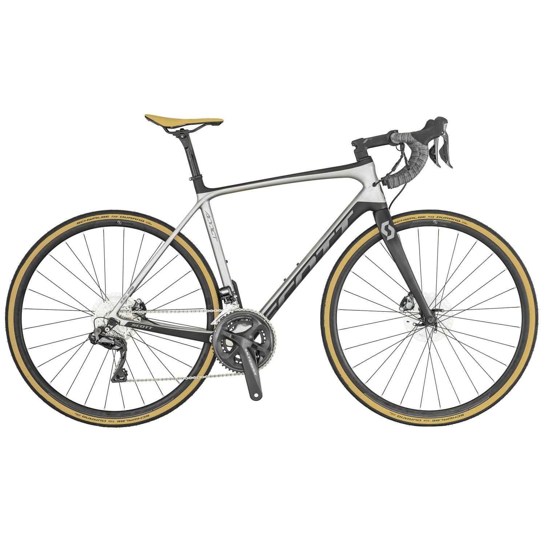 Bicicleta Scott Addict SE Disc talla M (54)