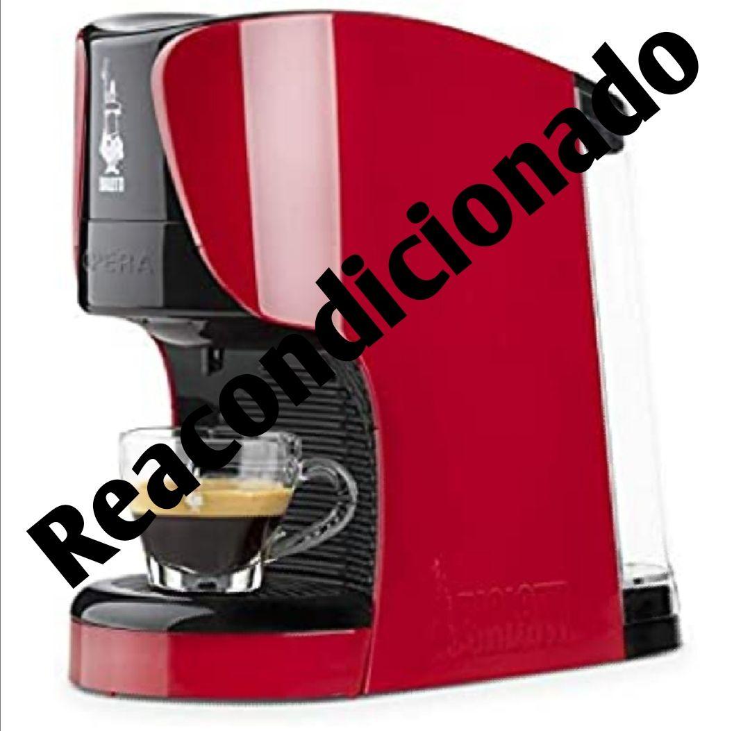 Bialetti Opera. Máquina de café expreso REACONDICIONADA