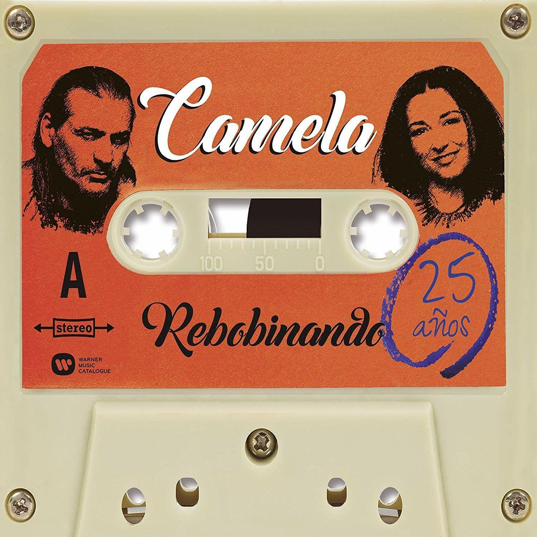 Camela - Rebobinando (3CD+DVD) Special Edition