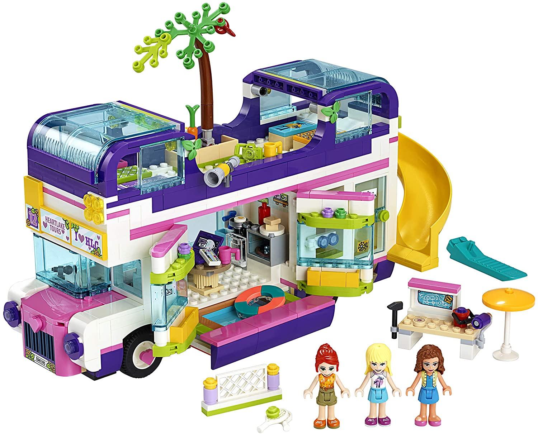LEGO Friends - Bus de la Amistad