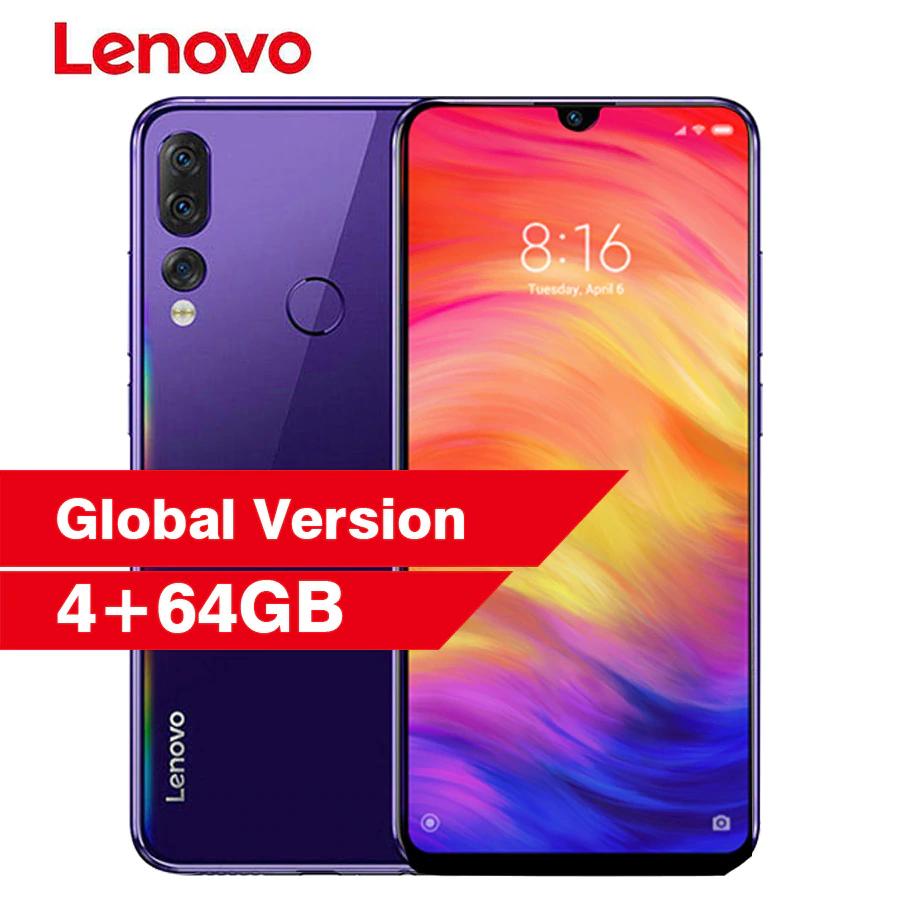 LENOVO Z5s 4GB/64GB - SD 710 - VERSION GLOBAL