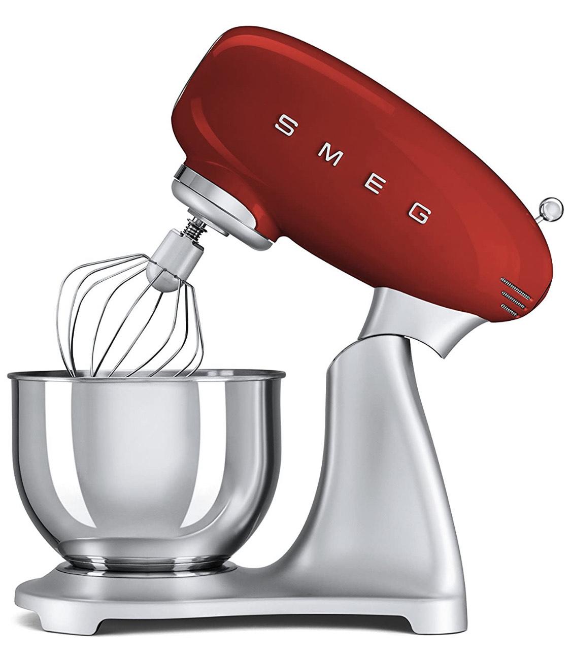 Robot de cocina SMEG SMF01RDEU Rojo