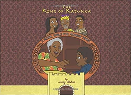 Libro The King of Katunga tirado de precio