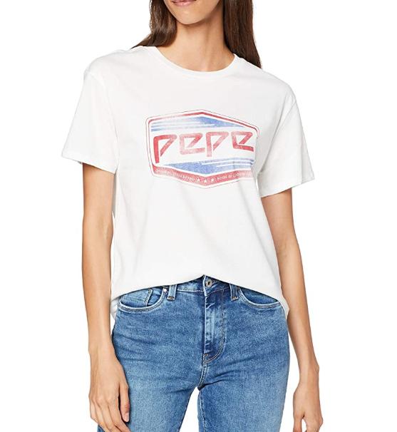 Pepe Jeans Camiseta Mujer XL