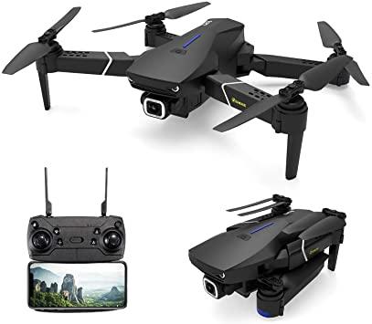 Drone con Camara HD 4k, GPS y PLEGABLE!