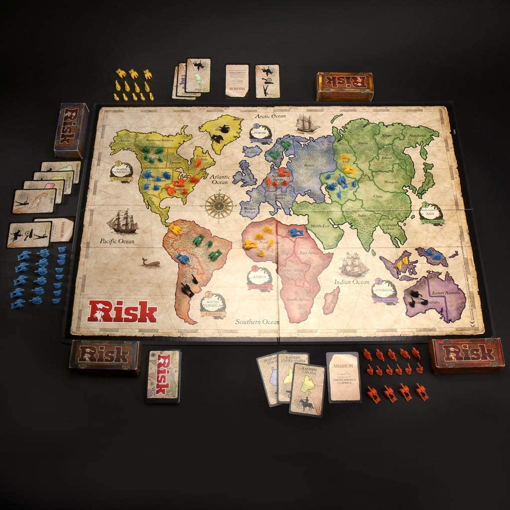 Risk (Mínimo histórico Amazon) DISPONIBLE OTRA VEZ