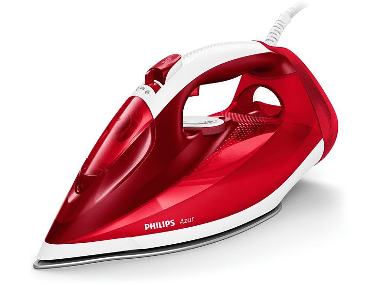 Plancha - Philips, GC4554/40, Rojo