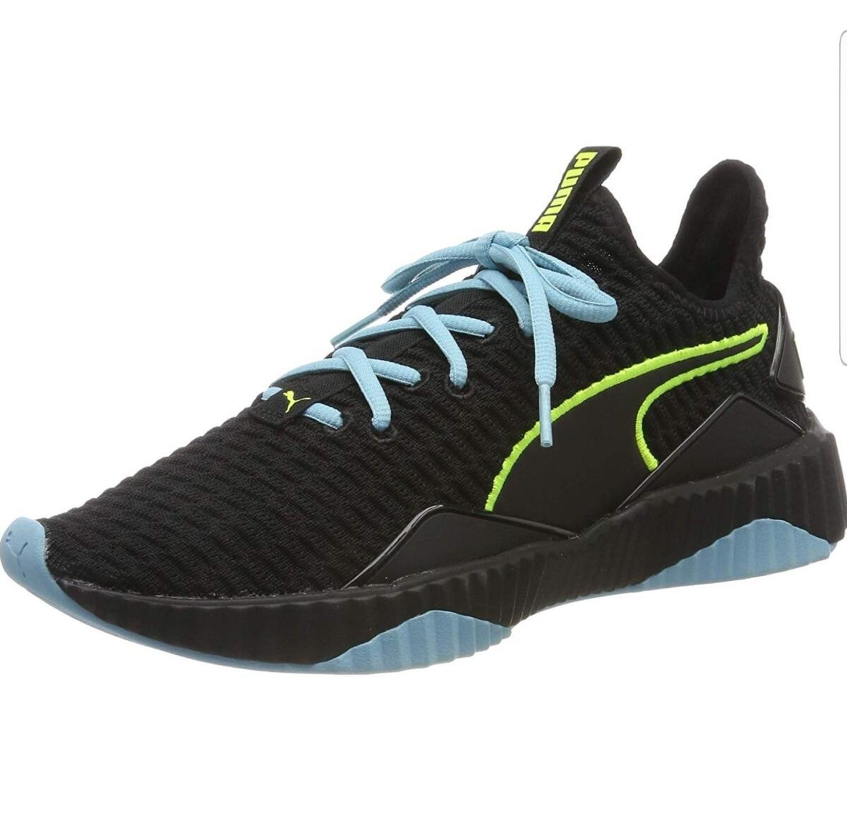 PUMA Defy Wn's, Zapatillas Deportivas para Interior para Mujer talla 40.5.