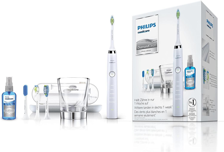 Philips Sonicare cepillo de dientes eléctrico DiamondClean HX9398/20