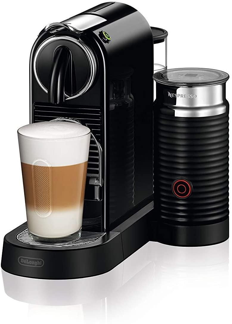 Cafetera DeLonghi Nespresso Citiz EN267 - Reacondicionada