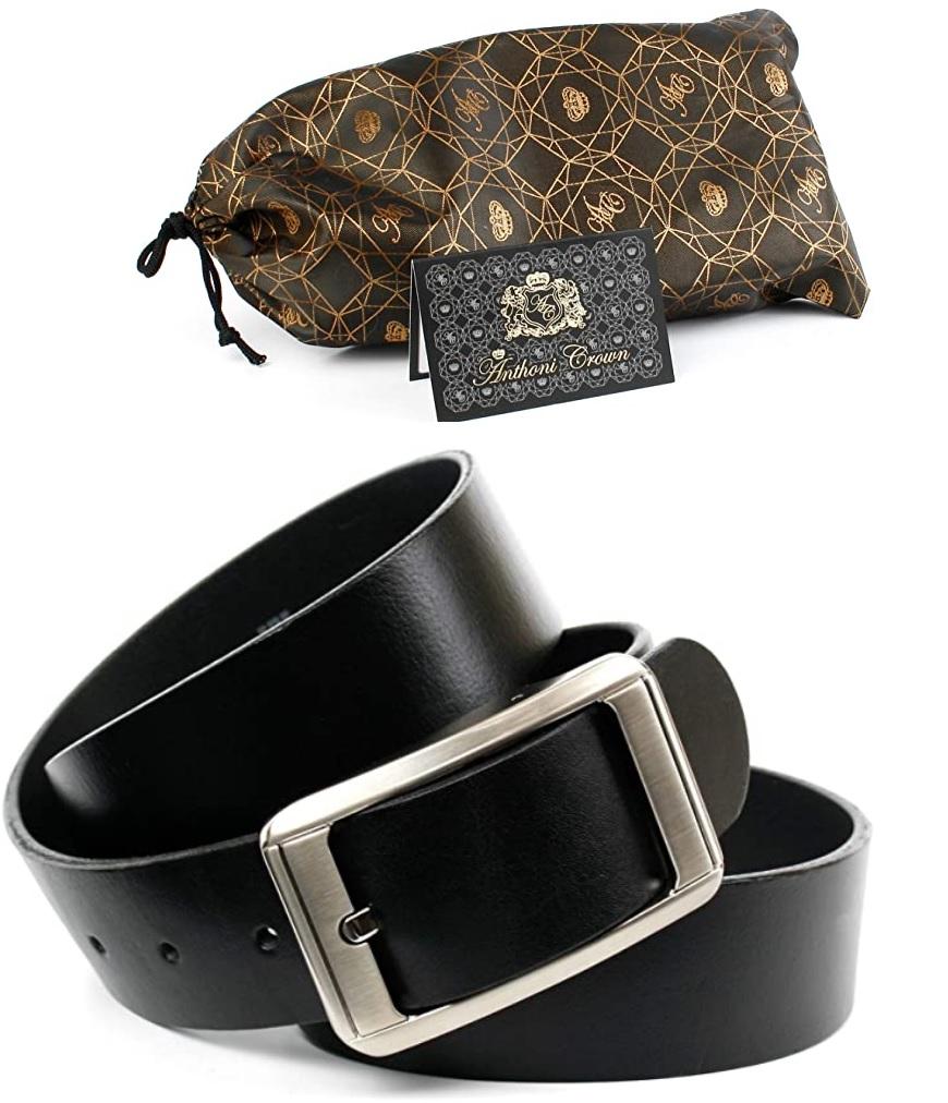 Anthoni Crown Cinturón para Hombre (ÚLTIMAS UNIDADES)