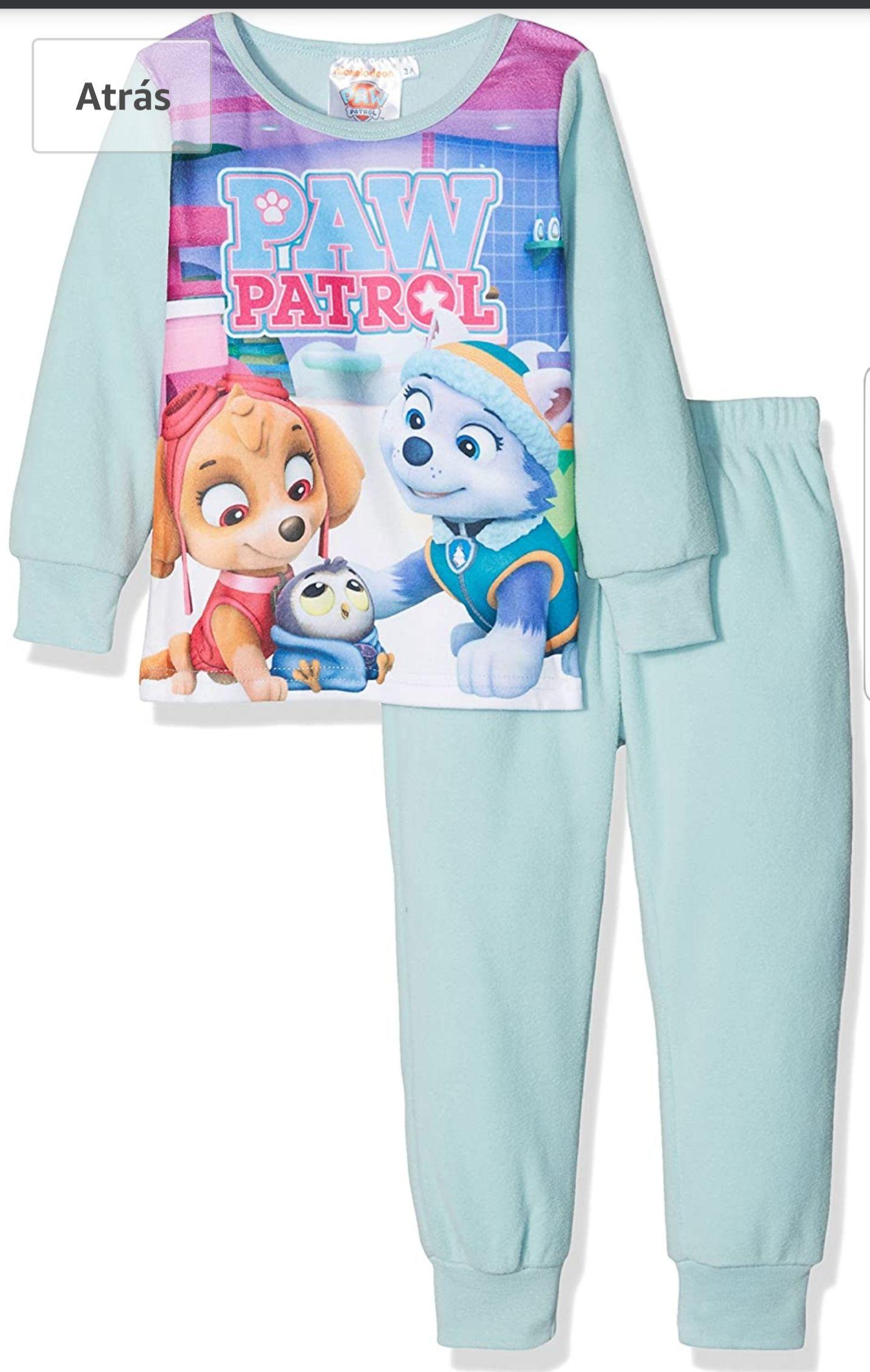 Pijamas niña por menos de 10€