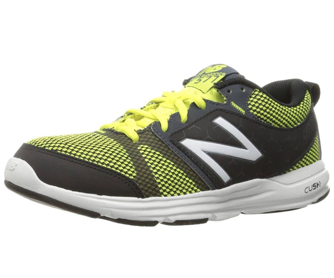 New balance 577 training Multicolor Grey Yellow 033 Talla 43