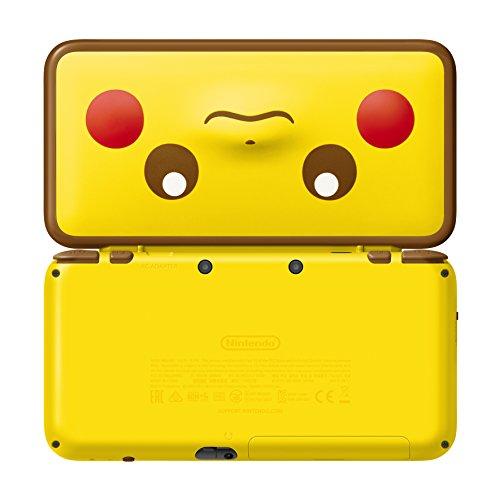New Nintendo 2DS XL Edición Limitada Pokemon Pikachu