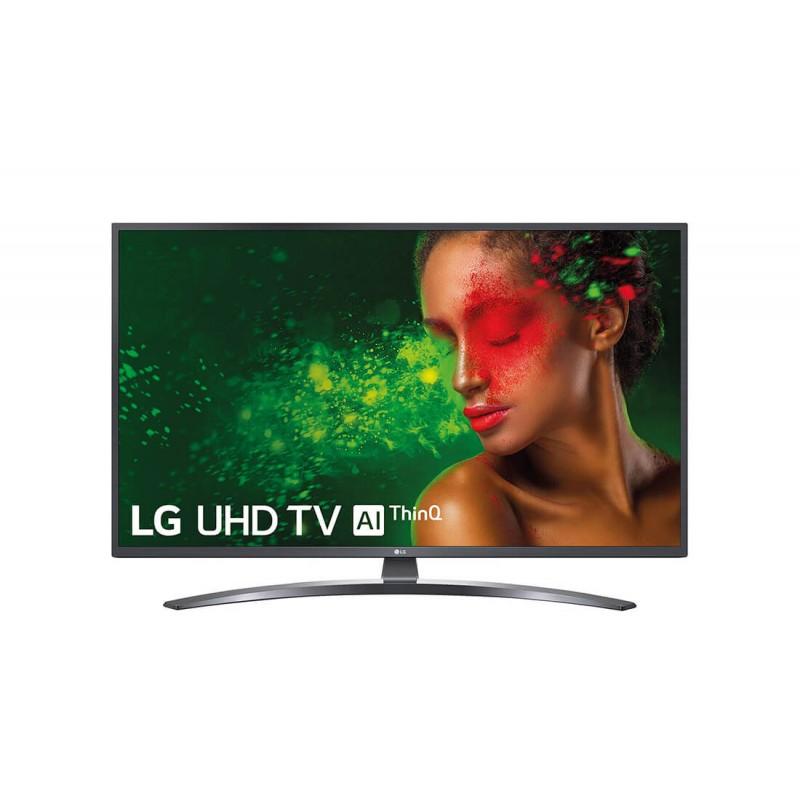 """Outlet LG Ultra HD TV 4K, 164cm/65"""" con Inteligencia Artificial 65UM7400PLB REACO"""