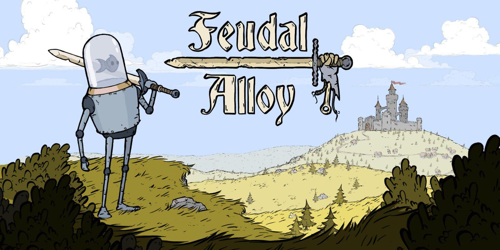 Feudal Alloy Switch Digital