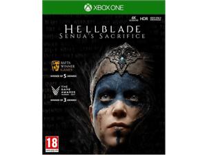 HELLBLADE: Senua's Sacrifice. Xbox one