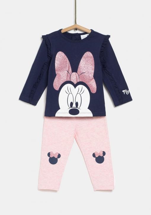 Conjunto de camiseta y legging de Bebé DISNEY