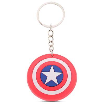Mini precio en llavero del Capitán America