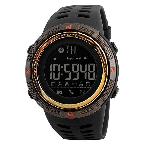 """Smartwatch SKMEI 1250... para quitarnos el mal sabor de boca de las """"No Mi Band 2"""" ;)"""