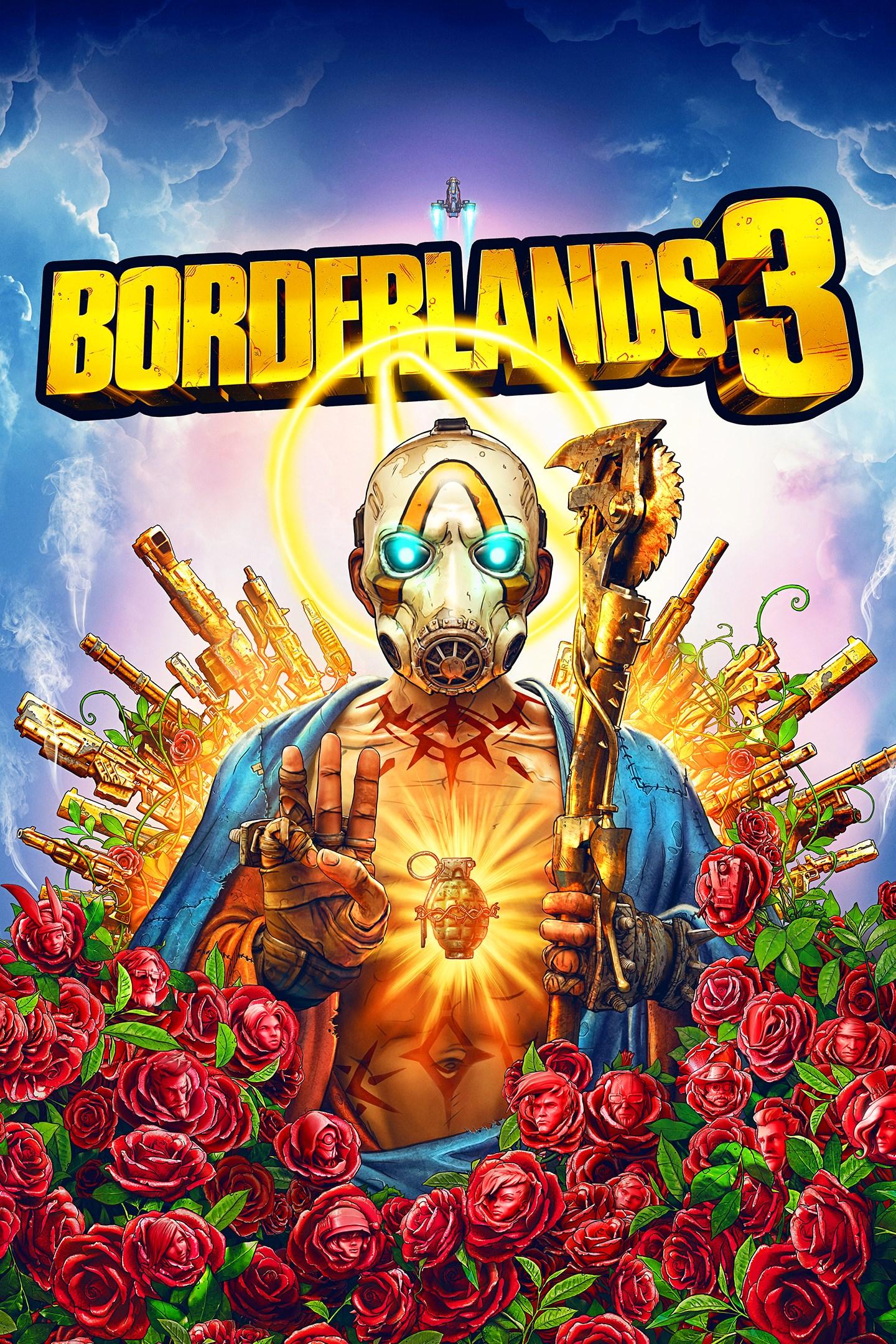 XBOX ONE, PS4, PC: 5 GOLDEN KEYS (GRATIS) para Borderlands 3