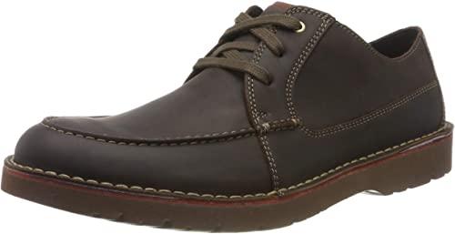 Clarks Vargo Vibe, Zapatos de Cordones Derby para Hombre en 2 colores.