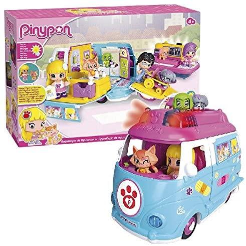 Recopilación de juguetes PinyPon baratos en Amazon
