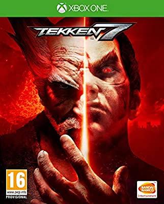 Tekken 7 Xbox one(físico)
