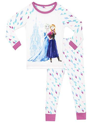 Pijama de Frozen para niña.